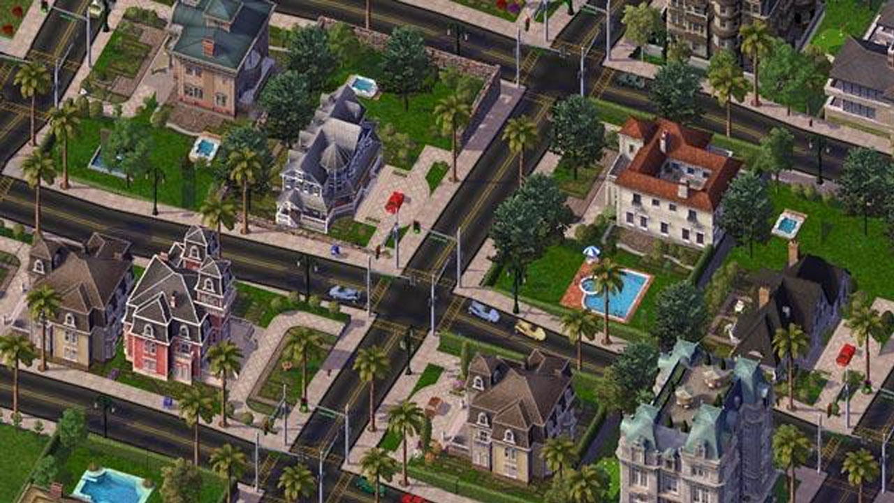 Simcity 4 | Pixel Vault