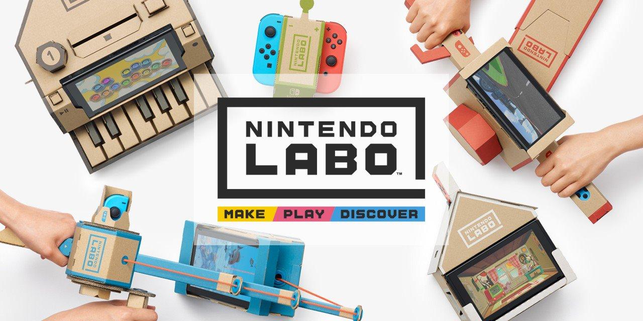 Nintendo Labo | Pixel Vault