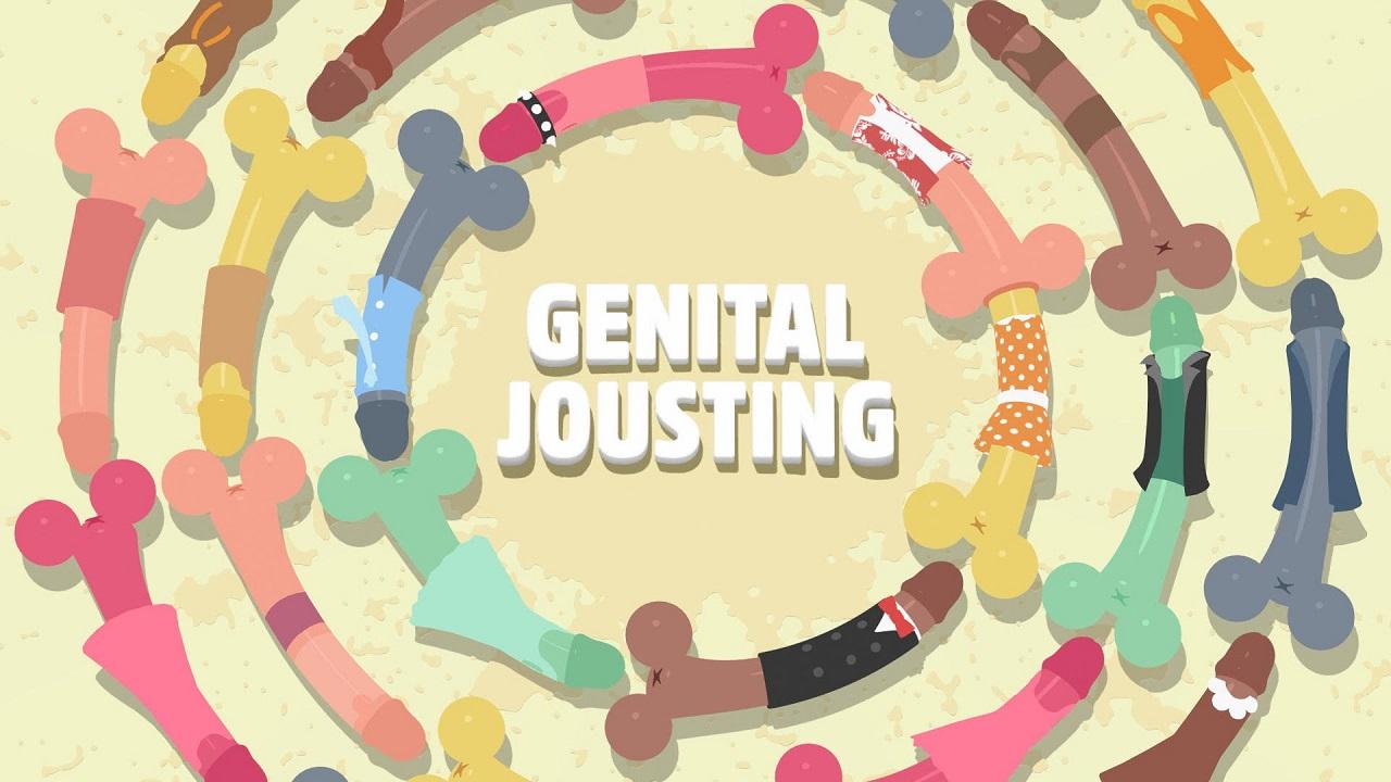 Genital Jousting | Pixel Vault