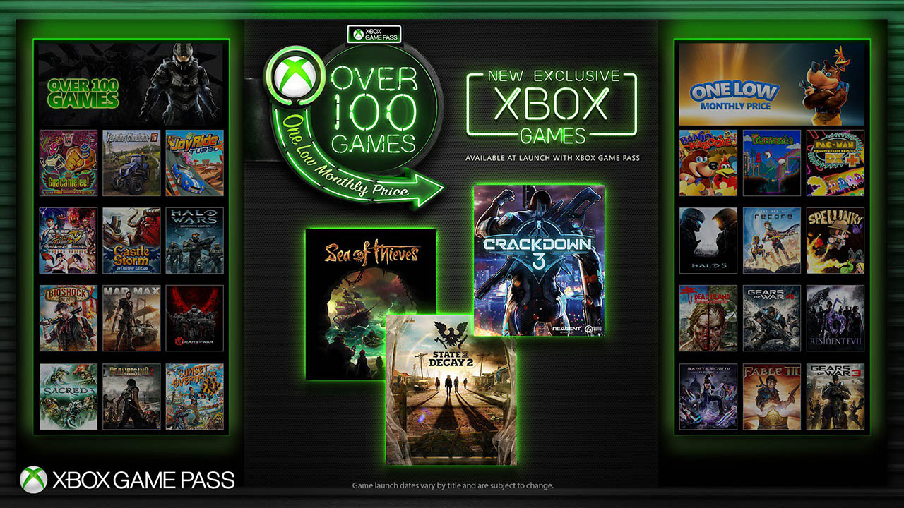 Game Pass Xbox | Pixel Vault