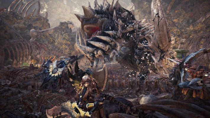 Monster Hunter: World | Pixel Vault