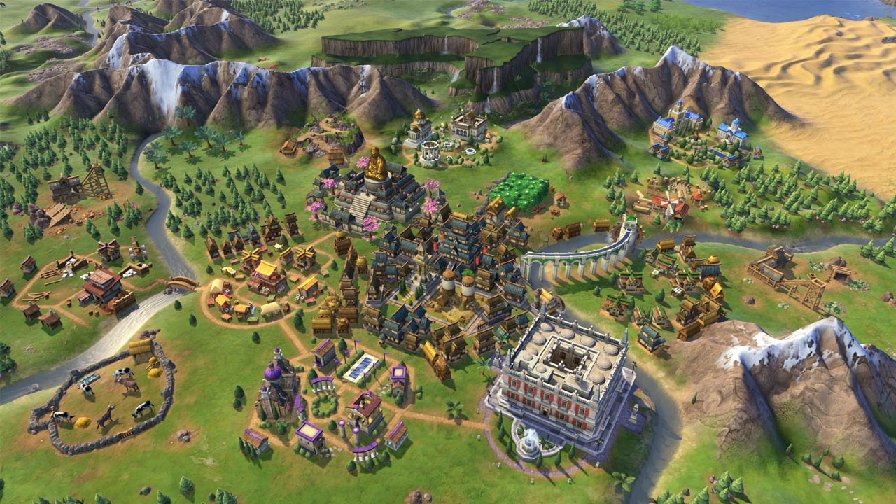 Civilization VI: Rise and Fall | Pixel Vault