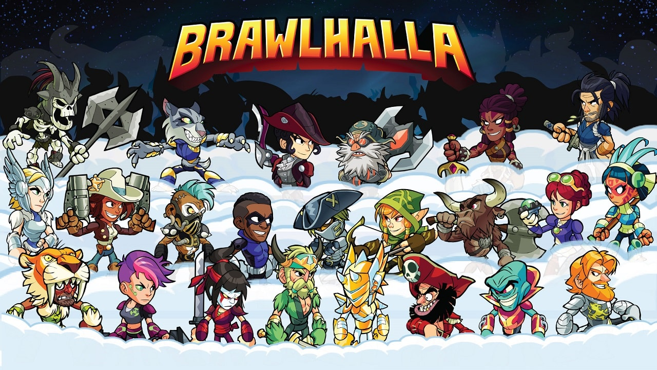Brawlhalla | Pixel Vault