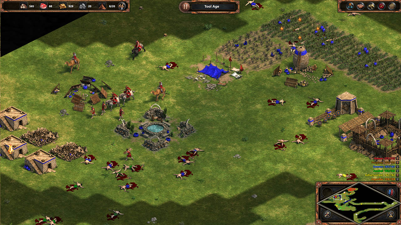 Age of Empires Definitive Edition | Pixel Vault
