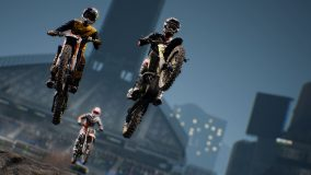 Monster Energy Supercross | GameCensor