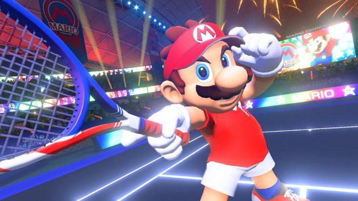 Mario Tennis Aces | Pixel Vault