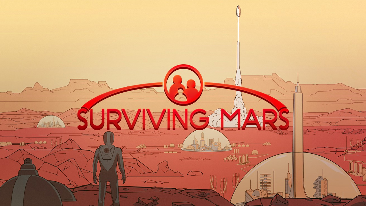 Surviving Mars | Pixel Vault