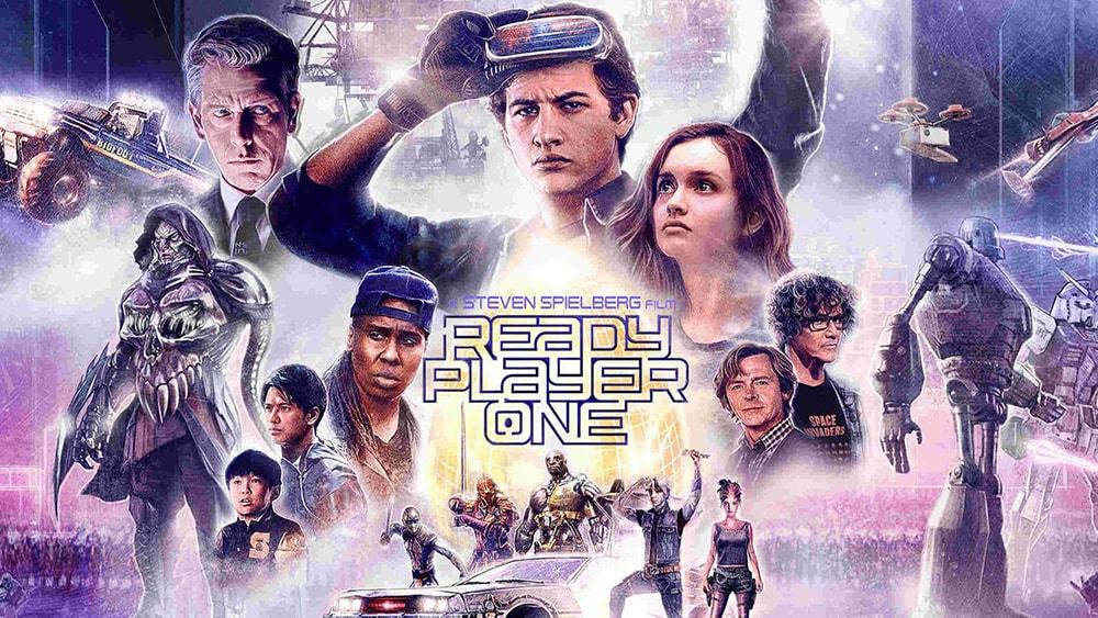 Ready Player One | Pixel Vault