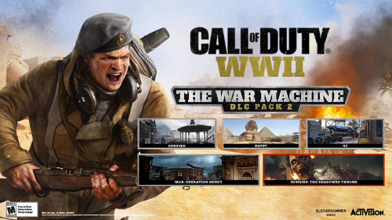 Call of Duty: WWII The War Macine | Pixel Vault