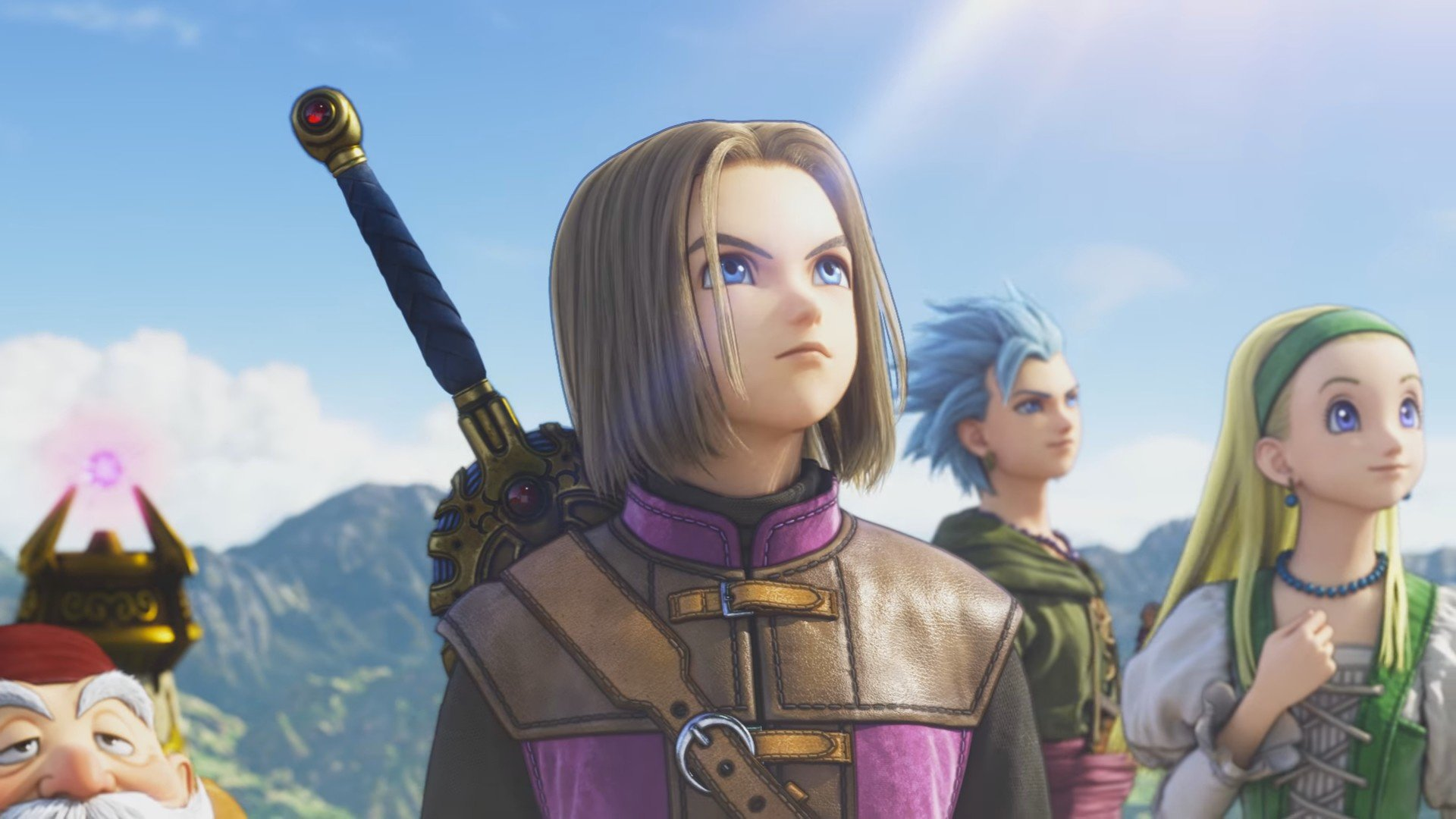 Dragon Quest 11 | Pixel Vault