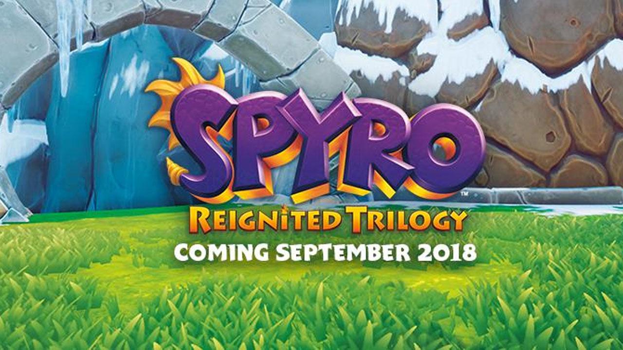 Spyro the Dragon: Reignited trilogy   Pixel Vault