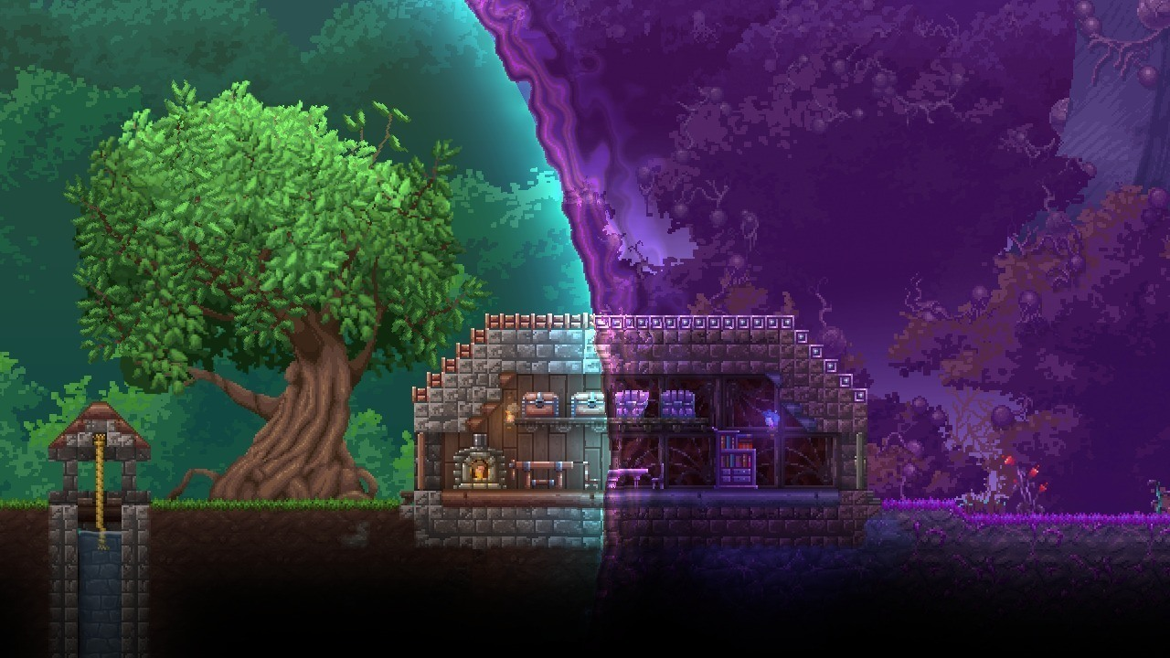 Terraria: Otherworld | Pixel Vault