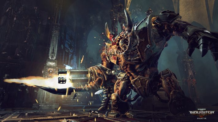 Warhammer 40K Inquisitor Martyr | Pixel Vault