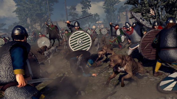 Thrones of Britannia | Pixel Vault