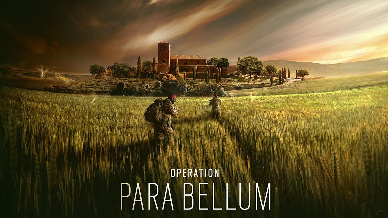 Rainbow Six Siege - Operation Para Bellum | Pixel Vault