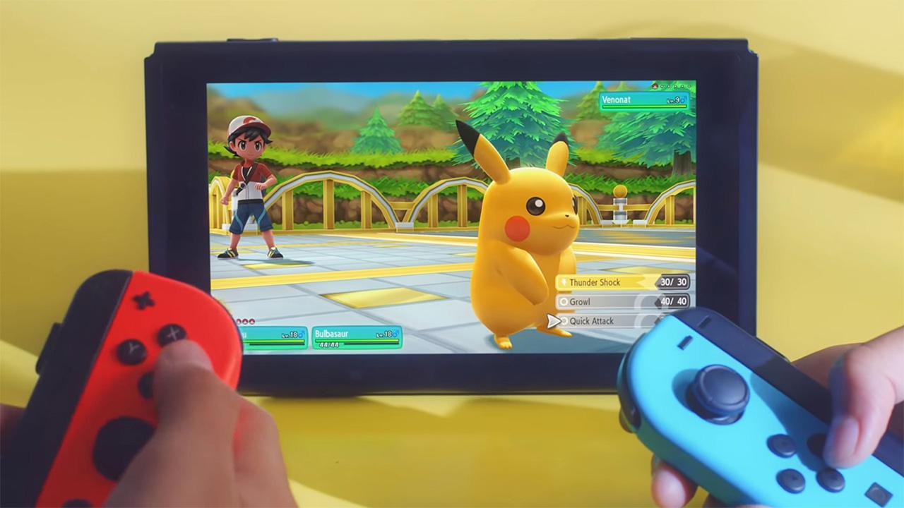 Pokémon: Let's Go | Pixel Vault
