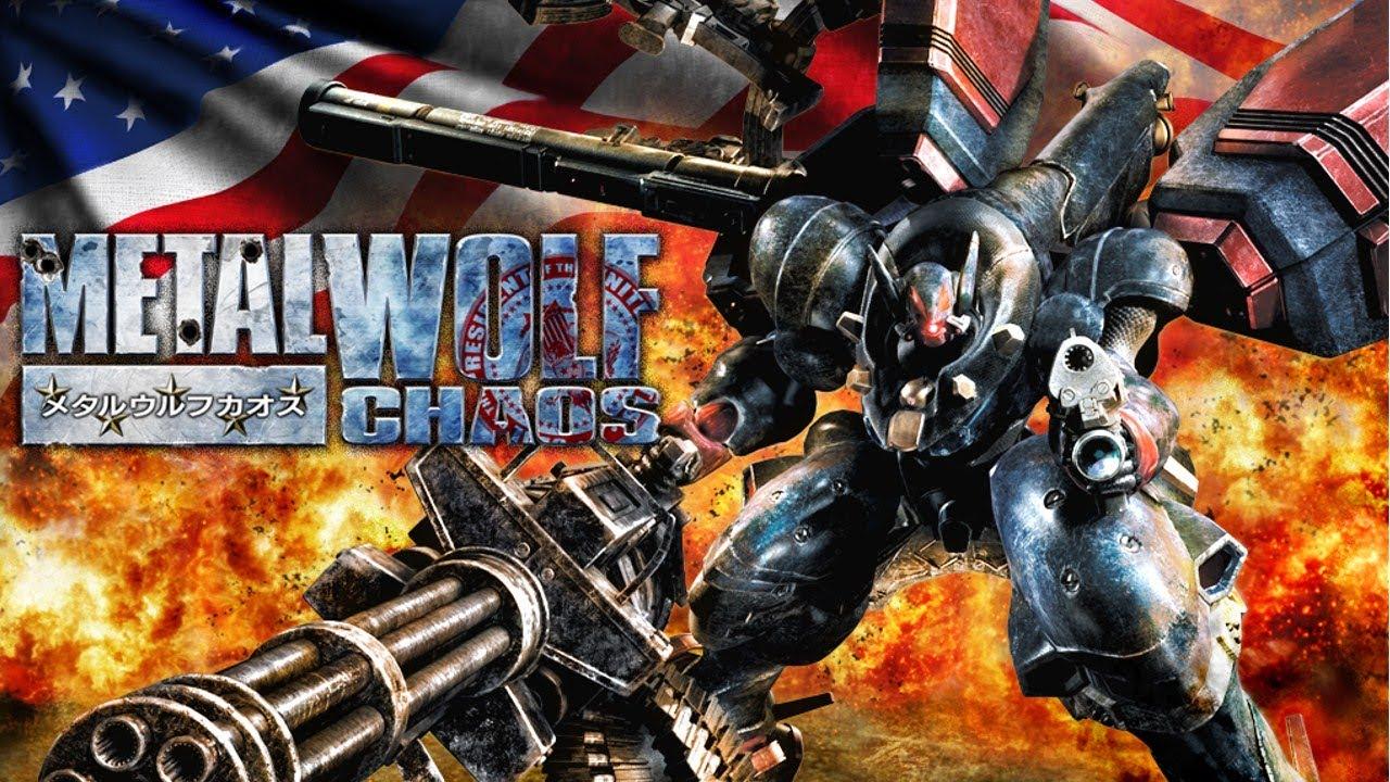 Metal Wolf Chaos | Pixel Vault