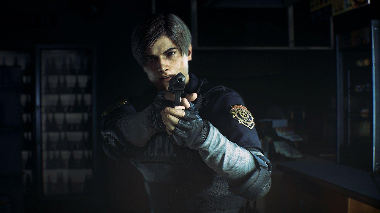Resident Evil 2   Pixel Vault