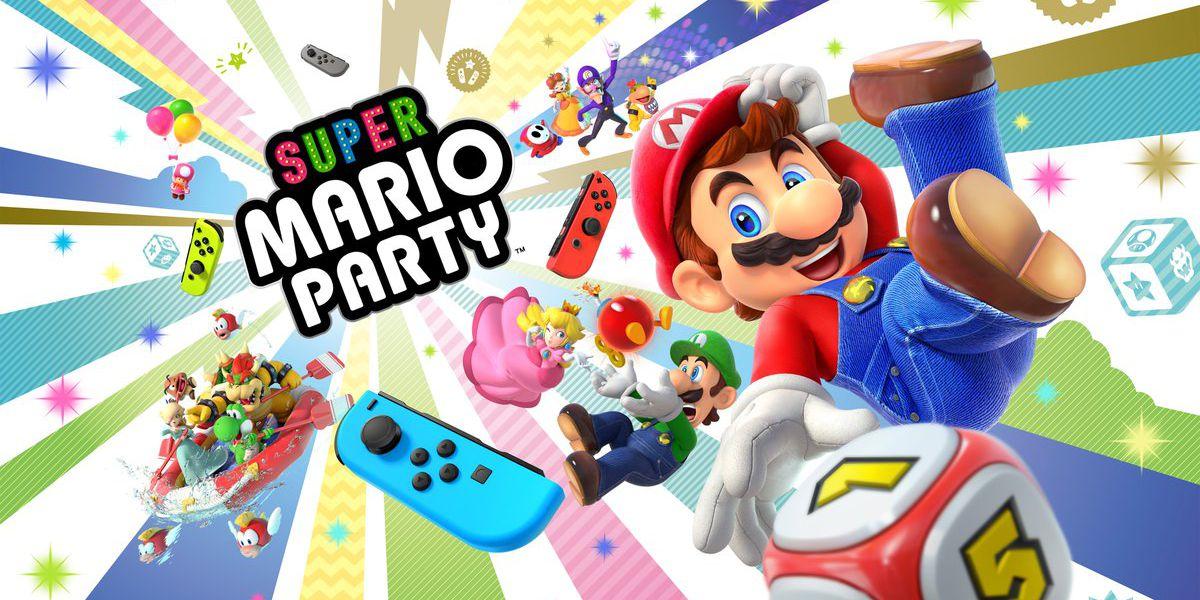 Super Mario Party | Pixel Vault