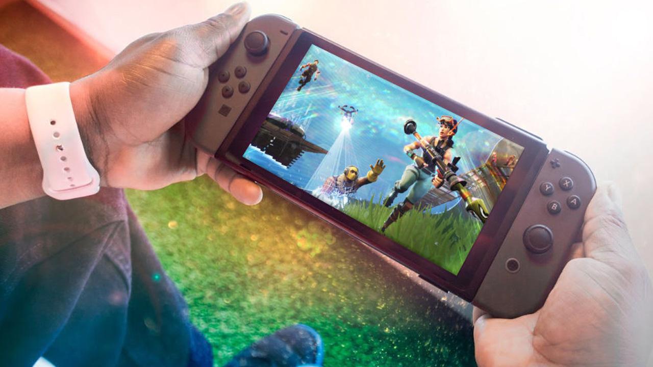 Fortnite voor Nintendo Switch