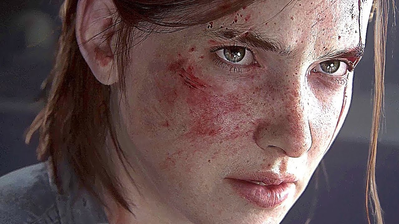 Ellie van TheThe Last of Us Part II