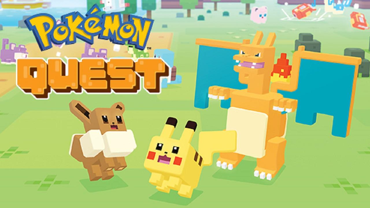 Pokémon Quest | Pixel Vault