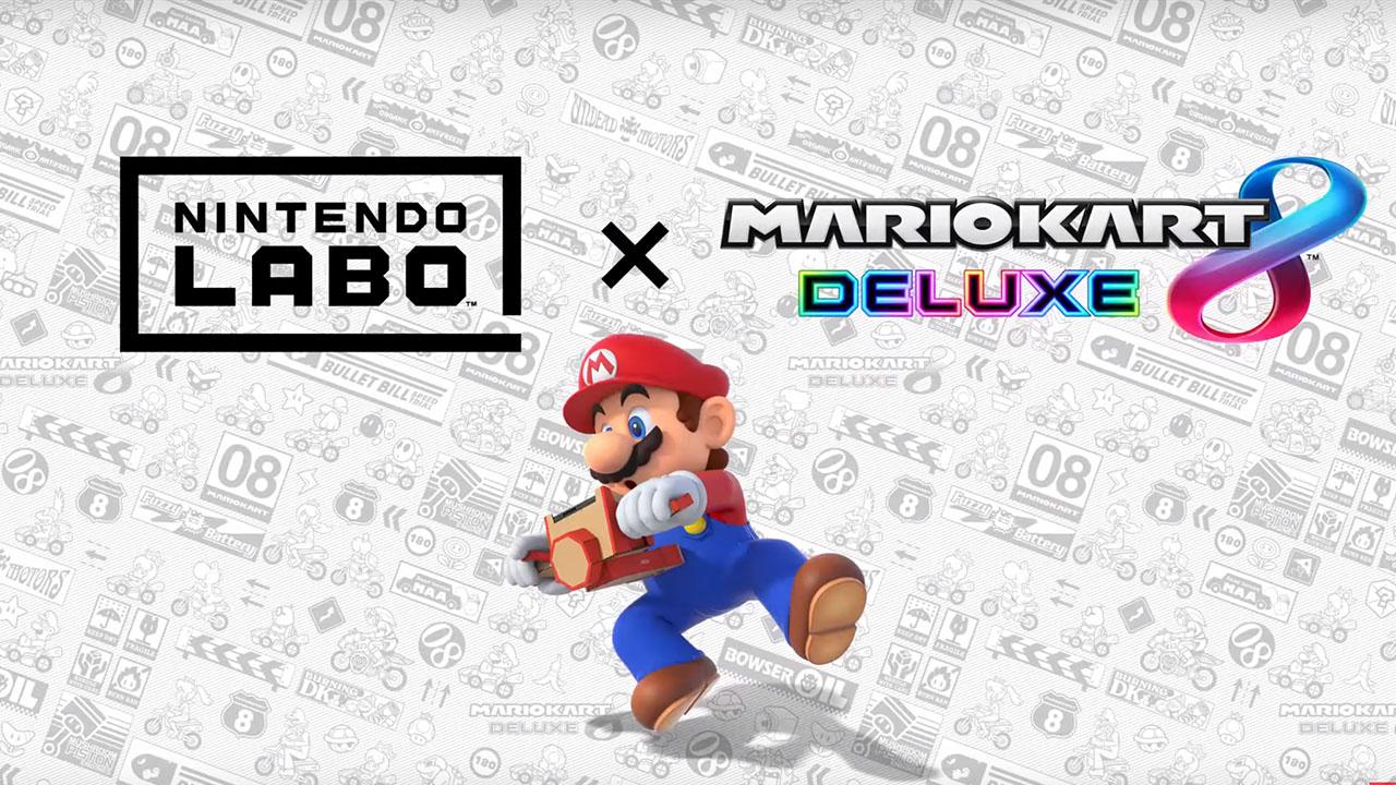 Nintendo Labo Mario Kart
