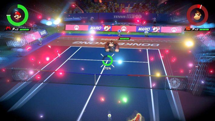 Mario Tennis Aces   Pixel Vault