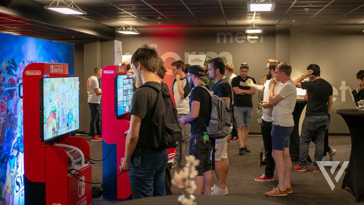Nintendo's Post E3 meet-up | Pixel Vault