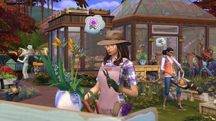 De Sims 4 Jaargetijden | Pixel Vault