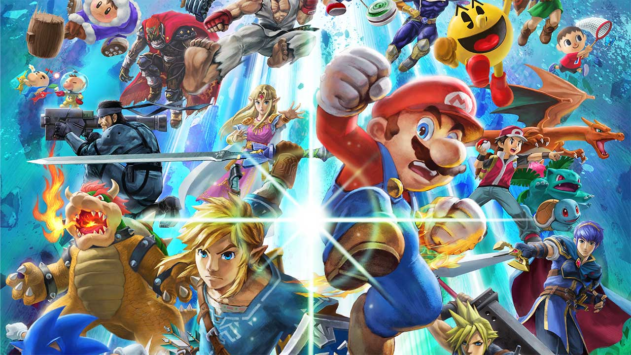 Super Smash Bros. Ultimate | Pixel Vault