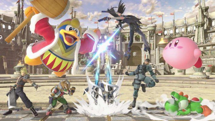 Super Smash Bros. Ultimate | Pixel Vault