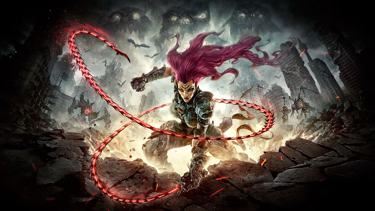 Darksiders III | Pixel Vault