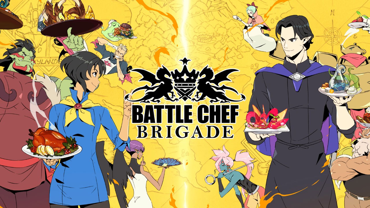 Battle Chef Brigade | Pixel Vault