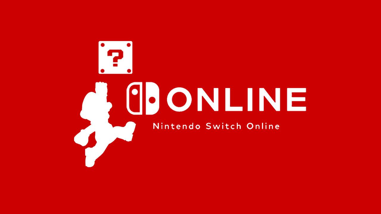 Switch Online | Pixel Vault
