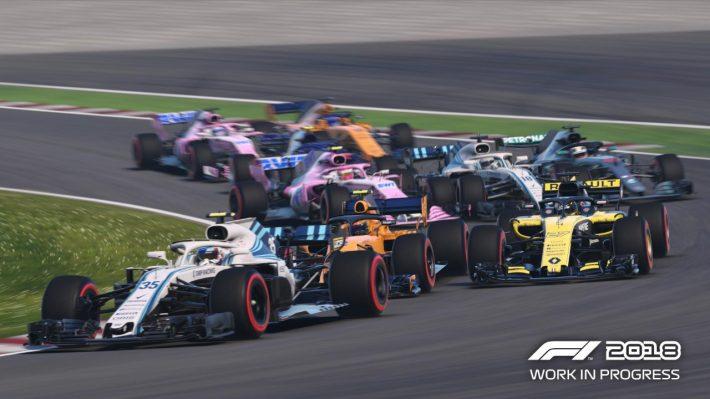 F1 2018 | Pixel Vault
