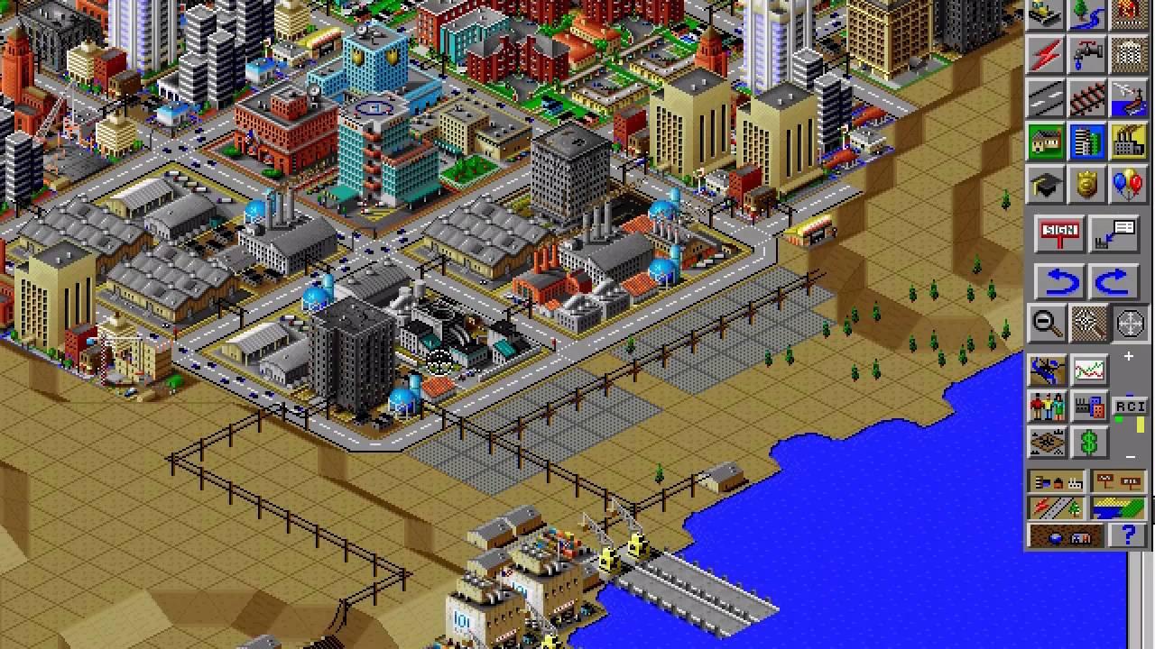 SimCity 2000   Pixel Vault