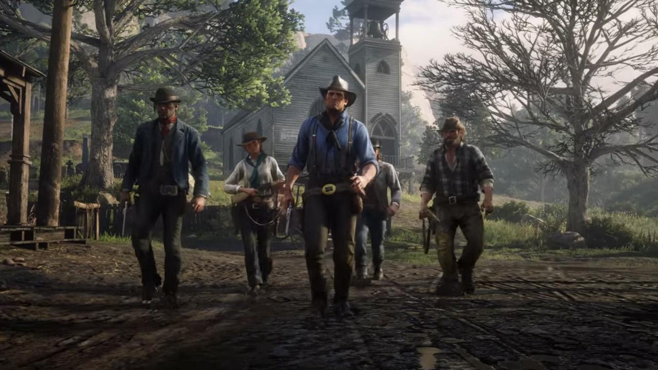 Red Dead Redemption 2 | Pixel Vault