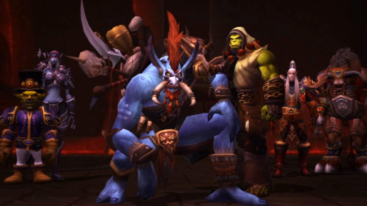 Vol' jin Warcraft