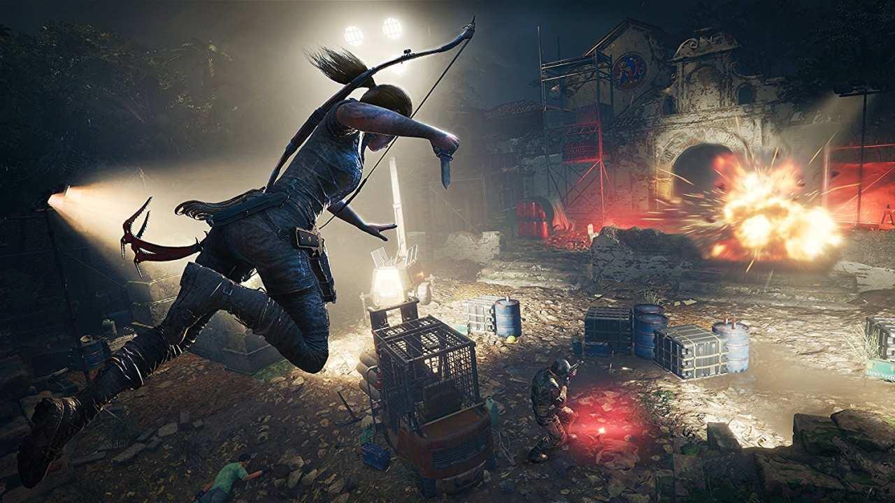 Shadow of the Tomb Raider | Pixel Vault
