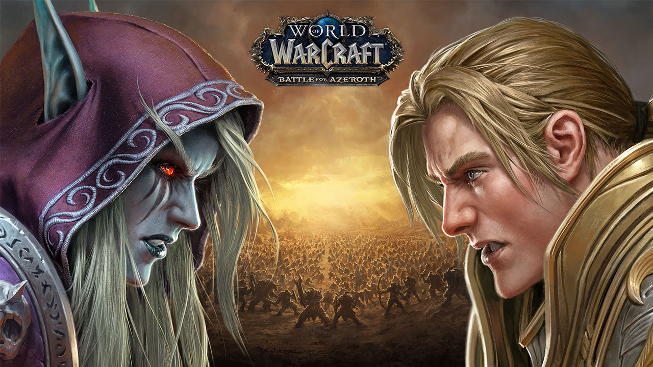 Battle For Azeroth | Pixel Vault