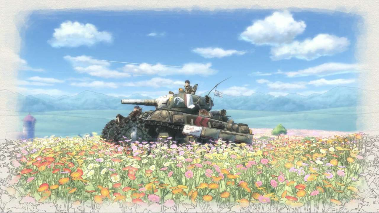 Valkyria Chronicles 4 | Pixel Vault