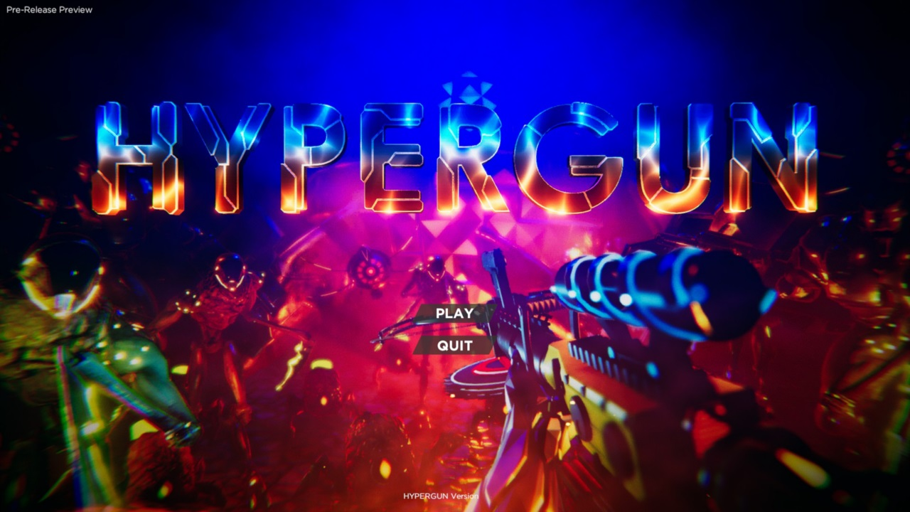 Hypergun | Pixel Vault