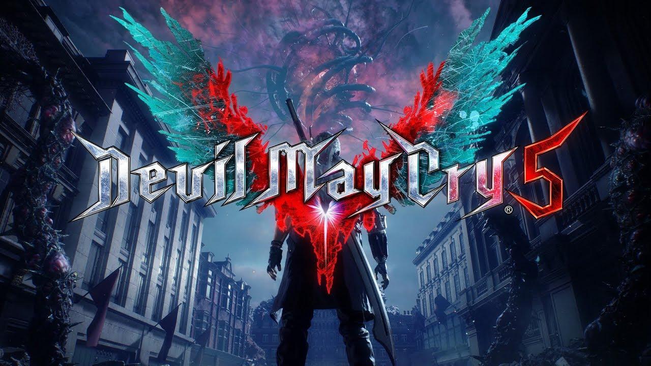 Devil May Cry 5   Pixel Vault