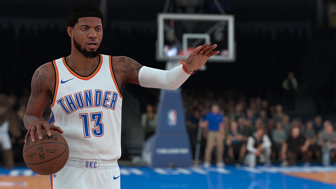 NBA 2K18 | Pixel Vault