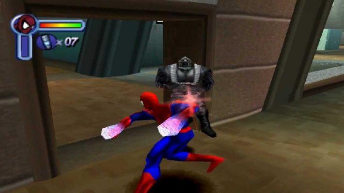 Spider-Man PSX | Pixel Vault