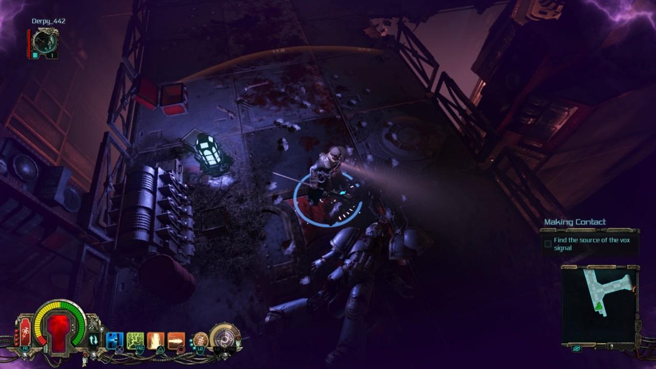 Warhammer 40k: Inquisitor - Martyr | Pixel Vault