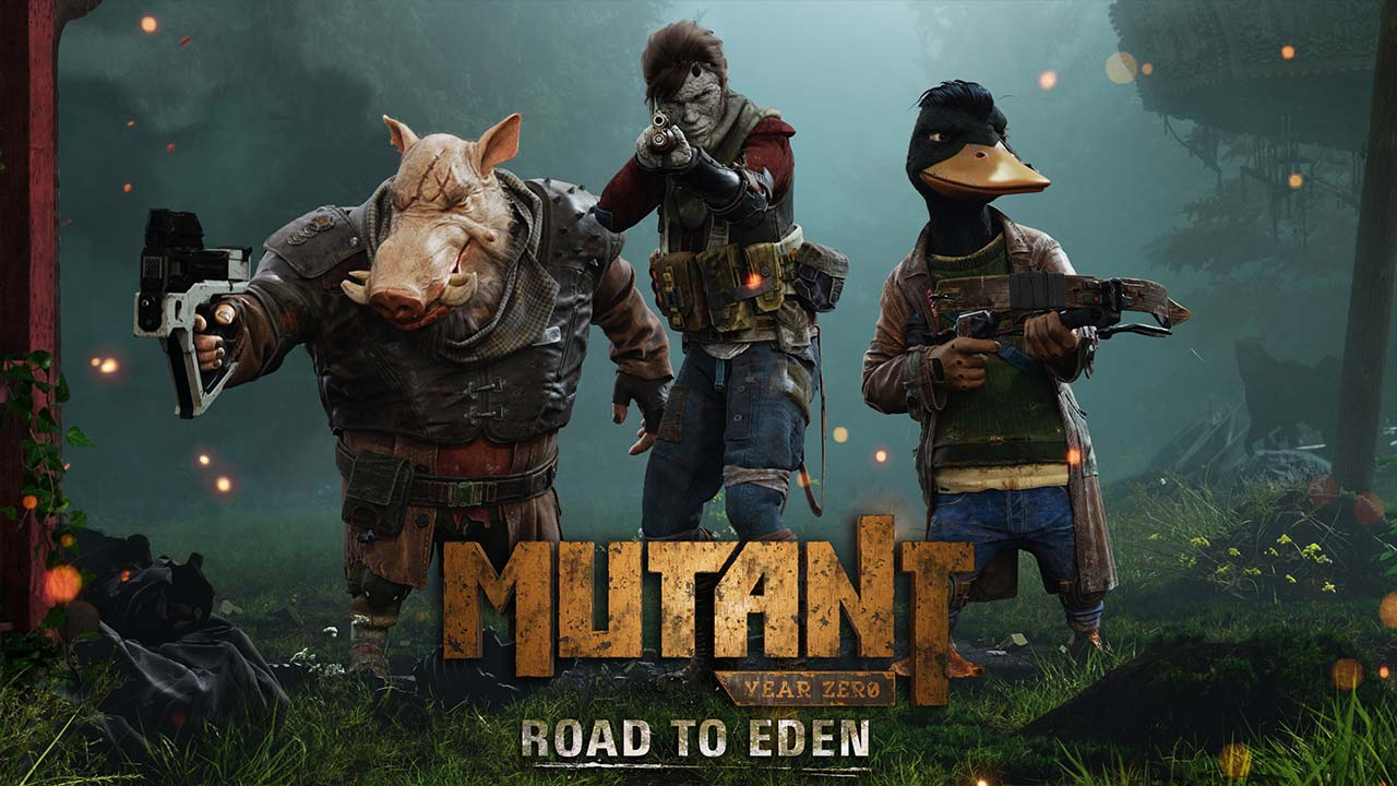 Mutant Year Zero: Road to Eden | Pixel Vault