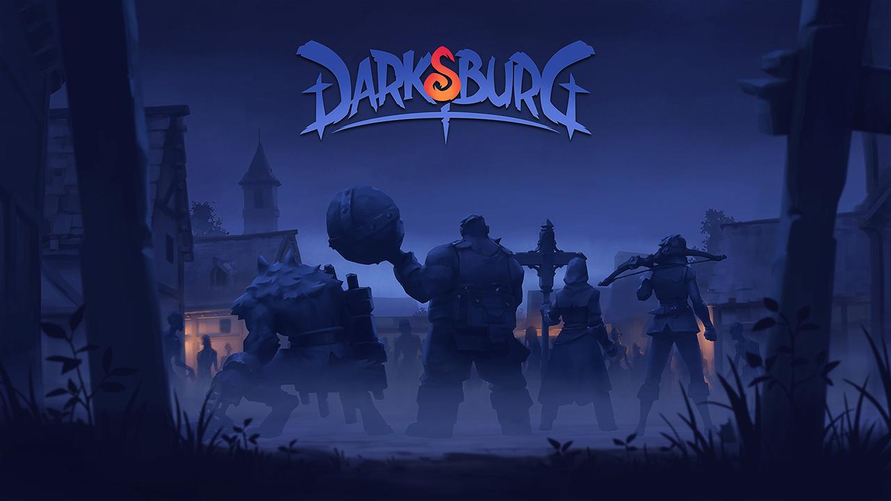 Darksburg | Pixel Vault