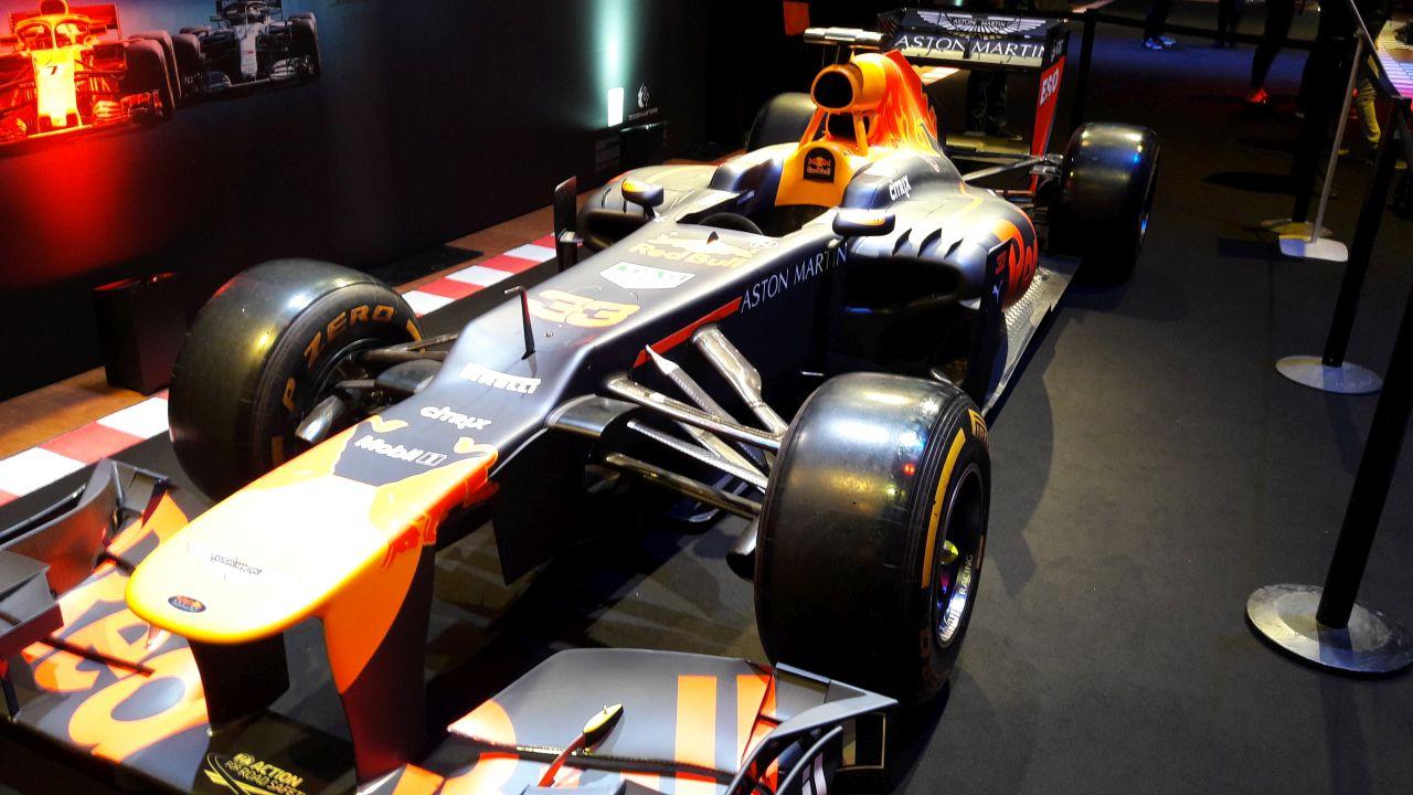 F1 2018   Pixel Vault